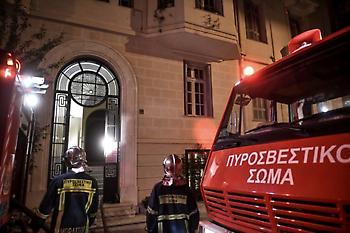 Τραγωδία στο Κολωνάκι: Μία νεκρή από φωτιά σε διαμέρισμα