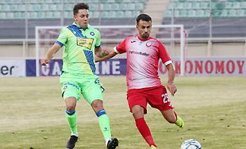 LIVE: Ξάνθη-Αστέρας Τρίπολης 1-0