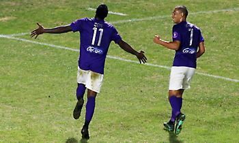 Ιντέγε: «Πολύ σημαντική στιγμή το γκολ που πέτυχα»