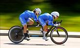 «Άγγιξαν» το βάθρο Καλατζή/Μηλάκη στο Παγκόσμιο Πρωτάθλημα ποδηλασίας δρόμου