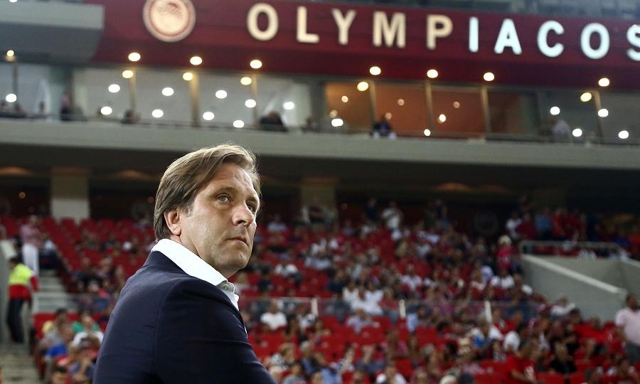 Μαρτίνς: «Θέλω να γράψω ιστορία με τον Ολυμπιακό»!