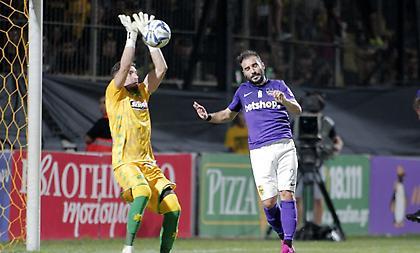 Πρώτη φορά γκολ με κεφαλιά ο Φετφατζίδης