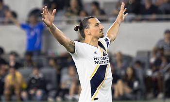 Έγραψε ιστορία (και) στο MLS ο Ζλάταν!