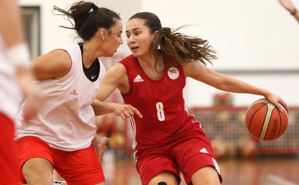 Στην Χαλκίδα ο Ολυμπιακός για τα προκριματικά της Ευρωλίγκας Γυναικών