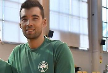 Στάροβιτς: «Αισθάνομαι όμορφα στην Αθήνα και τον Παναθηναϊκό»