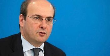 Χατζηδάκης: Η Κυβέρνηση θα εξοφλήσει 200 εκατ. στη ΔΕΗ για ευπαθή τιμολόγια