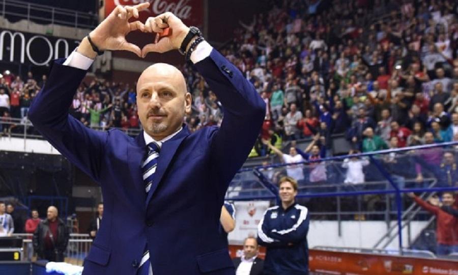 «Φαβορί για τον πάγκο της Σερβίας ο Σάσα Ομπράντοβιτς»