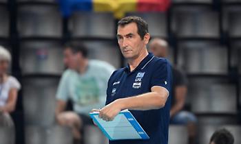 Ανδρεόπουλος: «Δεν είχαμε καλά επιθετικά ποσοστά, όμως είχαμε εκπληκτική άμυνα»