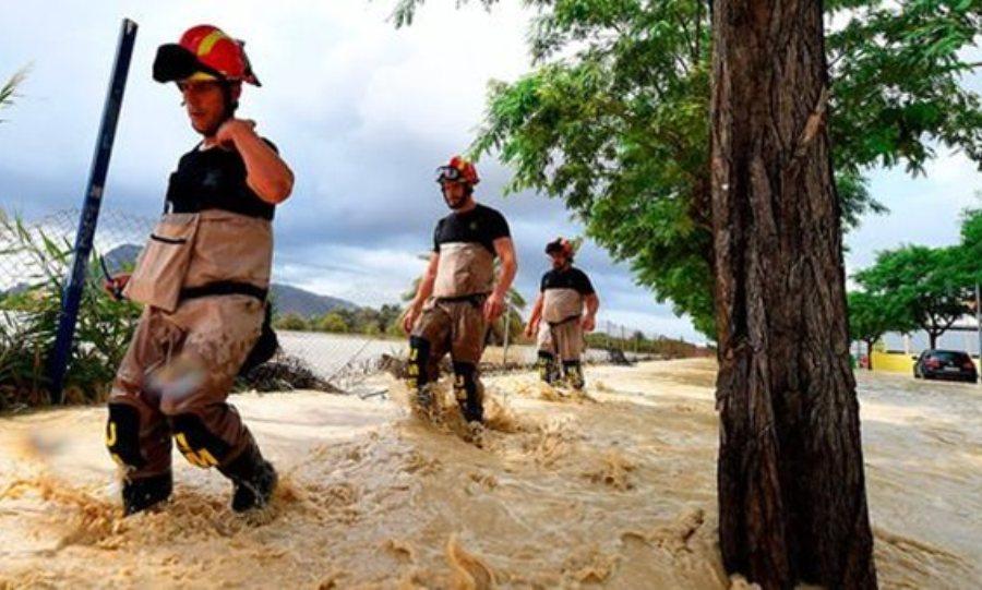 Ισπανία: 66χρονος Ολλανδός αγνοείται μετά τις πλημμύρες