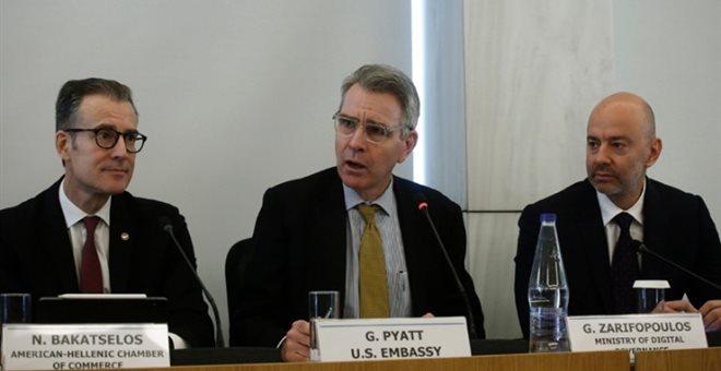 Πάιατ: Καθοριστικός παράγοντας οι ΗΠΑ για το ενεργειακό στην Ελλάδα