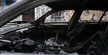 Ρόδος: Βρέθηκε απανθρακωμένο πτώμα άνδρα σε καμένο αυτοκίνητο