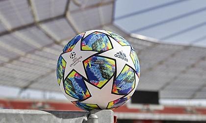 Αυτή είναι η επίσημη μπάλα του Champions League 2019-20