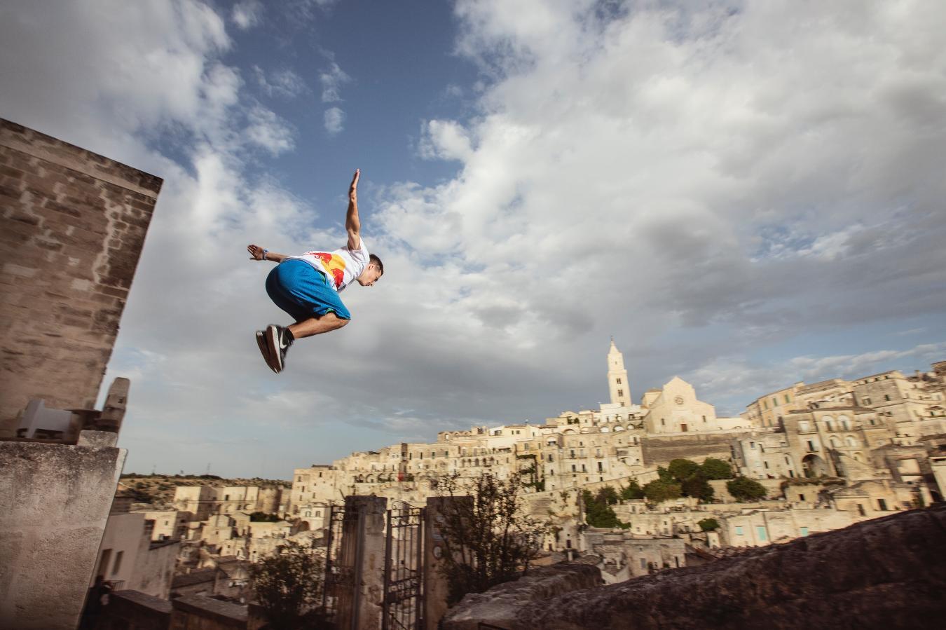 Το Red Bull Art Of Motion στην πολιτιστική πρωτεύουσα της Ευρώπης!