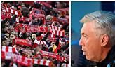 Προειδοποιητικές οδηγίες της Λίβερπουλ προς τους οπαδούς της – Καθησυχαστικός ο Ανσελότι