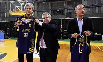 Έπεσαν στα δύο τα ban του Άρη από τη FIBA!
