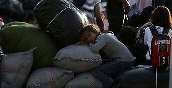 Διπλασιάστηκαν οι αφίξεις προσφύγων και μεταναστών στην Ελλάδα τον Αύγουστο