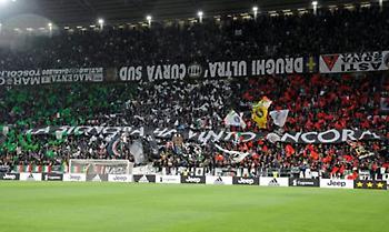 Απέχουν οι οργανωμένοι της Γιουβέντους από το ματς της Μαδρίτης