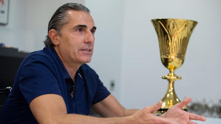 Σκαριόλο: «Αν μου έλεγαν για το χρυσό, θα τους έλεγα να καπνίσουν κάτι διαφορετικό»