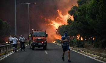 Μάτι: Μελέτη αναλύει τις συνθήκες που έκαναν ανεξέλεγκτη την πυρκαγιά