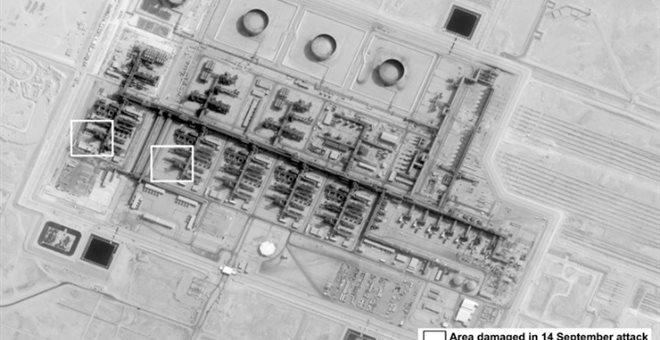 Σαουδική Αραβία: Συντρίμμια ιρανικών πυραύλων και drones έδειξαν οι αρχές