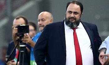 Καυστικός Μαρινάκης: «Καλό το πρωτάθλημα των Πρεσπών. Μήπως να κάνουμε ό,τι και στο μπάσκετ…»