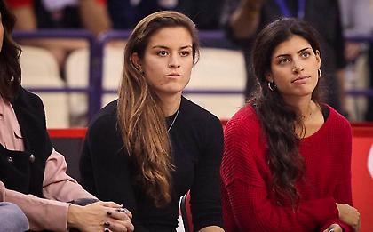 Σάκκαρη: «Μεγάλη ομάδα ο Ολυμπιακός, το απόλαυσα» (video)