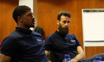 Ευρωλίγκα: Ετοιμάζεται για τη νέα σεζόν η Ένωση Παικτών