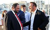 «Καρφί» Πέτρου Κόκκαλη: «Ο αρχηγός αποφασίζει ποιος είναι Ολυμπιακός»