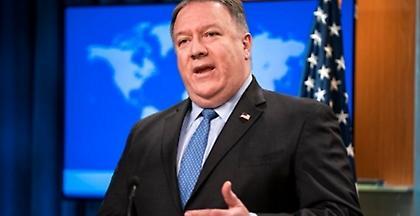 Πομπέο: Οι ΗΠΑ στηρίζουν το δικαίωμα της Σαουδικής Αραβίας στην αυτοάμυνα