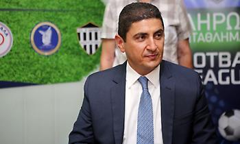 Αυγενάκης: «Πρέπει να εμπιστευτούμε το VAR, θα φέρει εξαιρετικά αποτελέσματα»