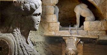 Κατερίνα Περιστέρη: Μνημείο οικουμενικό η Αμφίπολη