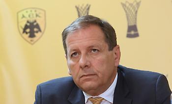 Μ. Αγγελόπουλος: «Ακόμη περισσότερες επιτυχίες για την ΑΕΚ»