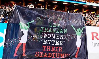 Ινφαντίνο: «Η FIFA είναι σαφής -Το Ιράν πρέπει να επιτρέψει στις γυναίκες να μπαίνουν στα γήπεδα»