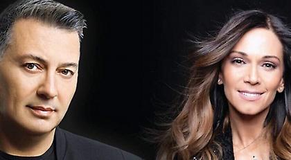 Ο Νίκος Μακρόπουλος στο Stage Live με την Έλλη Κοκκίνου και τον Βασίλη Δήμα