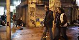 Στη δομή φιλοξενίας Κορίνθου μεταφέρονται οι αλλοδαποί από την πλατεία Βάθη