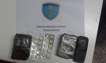 Σύλληψη 49χρονου για ναρκωτικά στη Ραφήνα