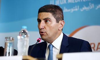Η ομιλία Αυγενάκη στην ημερίδα «Economist Sports Business Summit for Southeast Europe»