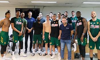 Παναθηναϊκός: Συνάντηση των «πράσινων» με την Ένωση Παικτών Ευρωλίγκας