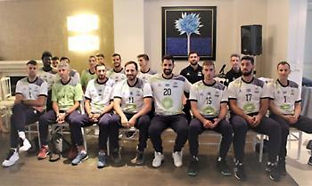 Ζαλμάς στο sport-fm.gr: «Η Κηφισιά αλλάζει, στόχος να την κάνουμε ανταγωνιστική σε όλα τα επίπεδα»