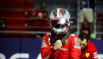 Άπιαστος ο Λεκλέρκ, πήρε τρίτη σερί pole position!