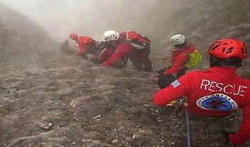 Νεκρός ο ορειβάτης που έπεσε σε χαράδρα στο Λούκι του Στεφανιού