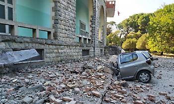 Αλβανία: Μεγάλες καταστροφές στην γειτονική χώρα