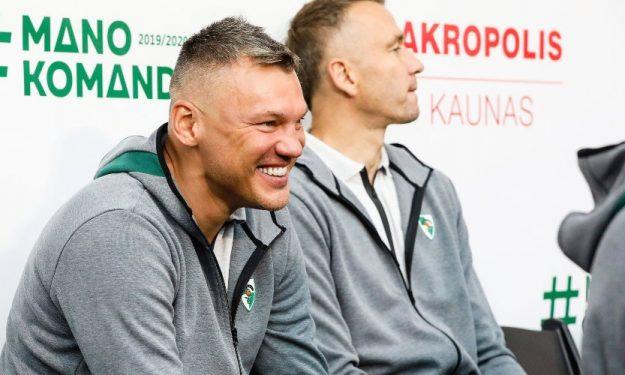 Ζαλγκίρις Κάουνας: Η παρουσίασης της ομάδας για την νέα σεζόν (photos-video)