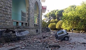 Ζημιές σε σπίτια στα Τίρανα και στο Δυρράχιο έπειτα από τον ισχυρό σεισμό. Δεκάδες τραυματίες