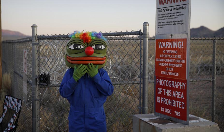 Το κάλεσμα στο Facebook για εισβολή στην Area 51 και η συγγνώμη του αμερικανικού στρατού