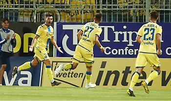 Το πιο γρήγορο 2-0 στην ιστορία του Αστέρα Τρίπολης