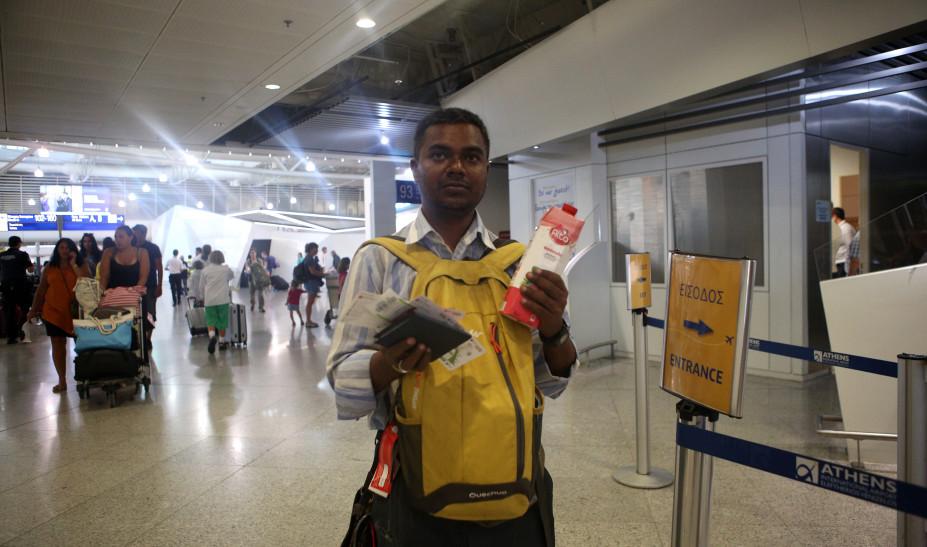 Σύροι πρόσφυγες επιχείρησαν να ταξιδέψουν για Ζυρίχη προσποιούμενοι μέλη ομάδας βόλεϊ