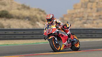 Νέος θρίαμβος Μάρκεθ, αγκαλιά με τον τίτλο στο Moto GP