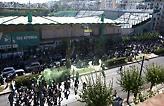 Το συλλαλητήριο του Παναθηναϊκού στη Λεωφόρο