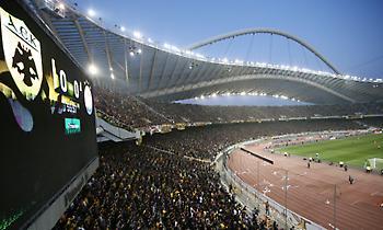 Μεγάλη ζήτηση για τα εισιτήρια στην ΑΕΚ – Έχουν πουληθεί πάνω από 6.500 για ΠΑΟΚ